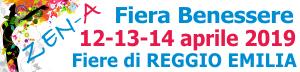 Zen-A Fiera benessere a Reggio Emilia