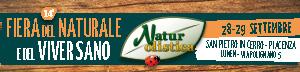 Naturolistica, la fiera del Naturale e del Viver Sano